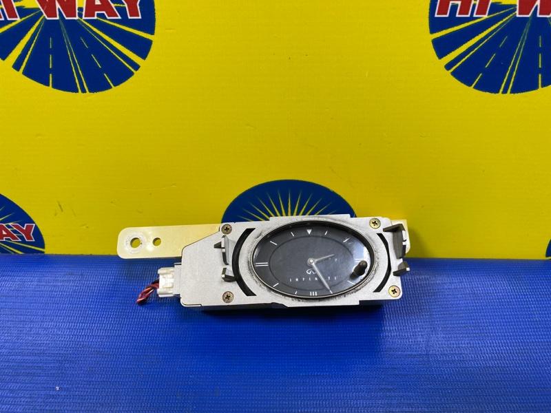Часы Infiniti G35 V35 VQ35DE 2003