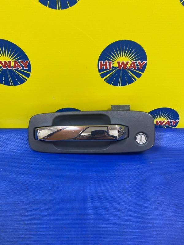 Ручка наружная Nissan X-Trail NT30 2000 передняя левая