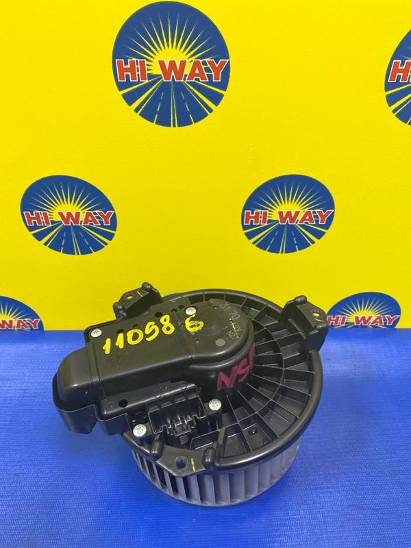 Моторчик печки Toyota Vitz KSP130