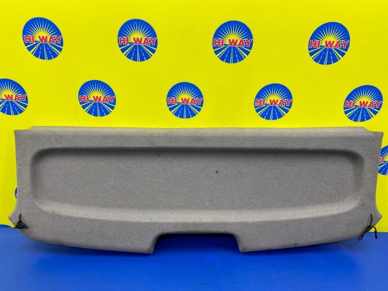 Полка багажника Nissan March K11 CG10DE 1998 задняя