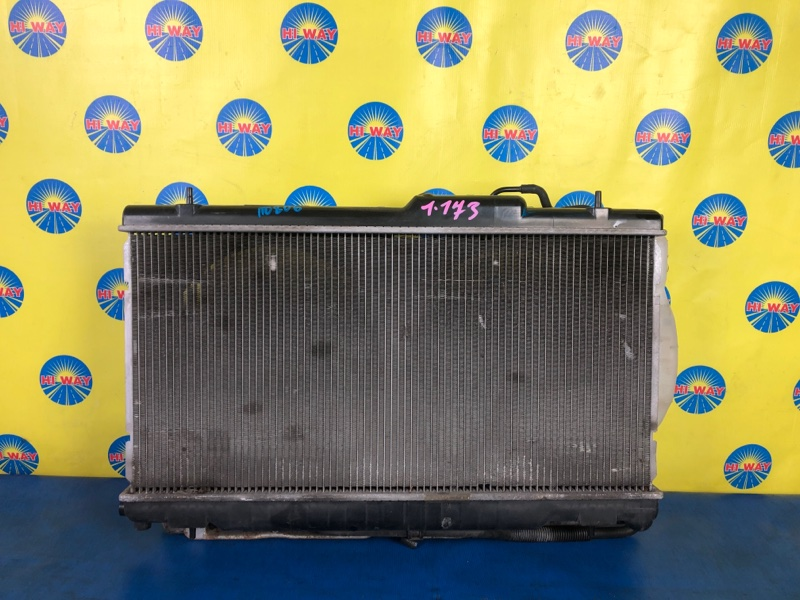 Радиатор двс Subaru Legacy BE5 EJ20 2002