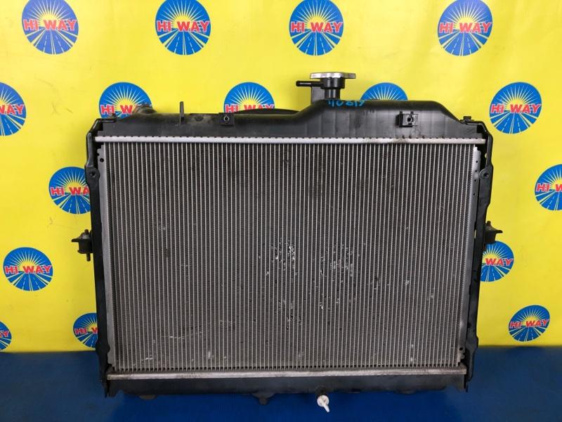 Радиатор двс Mazda Bongo SLP2V F8E