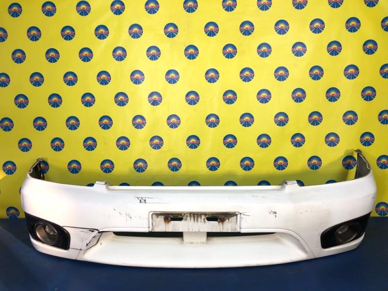 Бампер Subaru Legacy BE5 EJ20 1998 передний