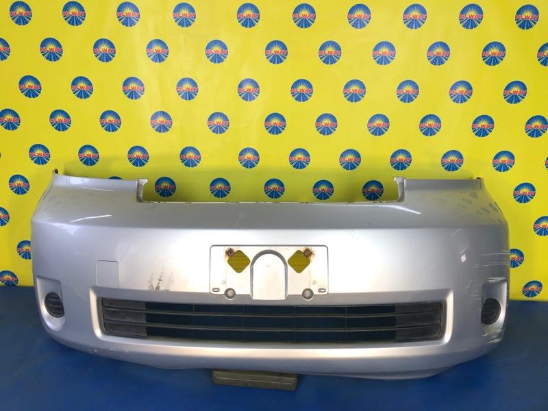 Бампер Toyota Porte NNP11 2NZ-FE 2004 передний