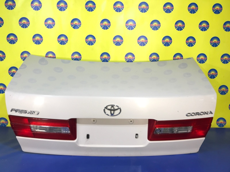 Крышка багажника Toyota Corona Premio AT210 4A-FE 1997