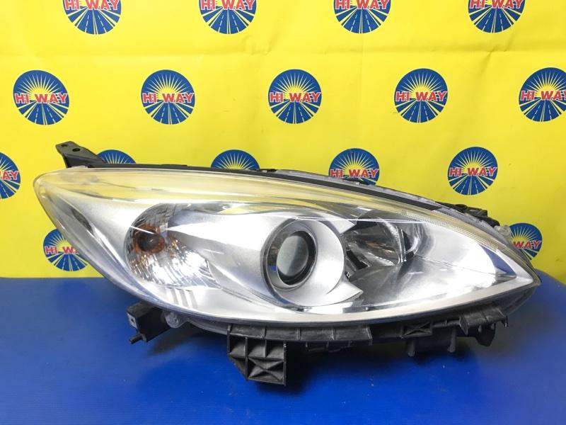 Фара Mazda Premacy CWEAW 2010 передняя правая