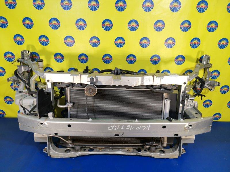 Рамка радиатора Toyota Auris NZE151 1NZ-FE