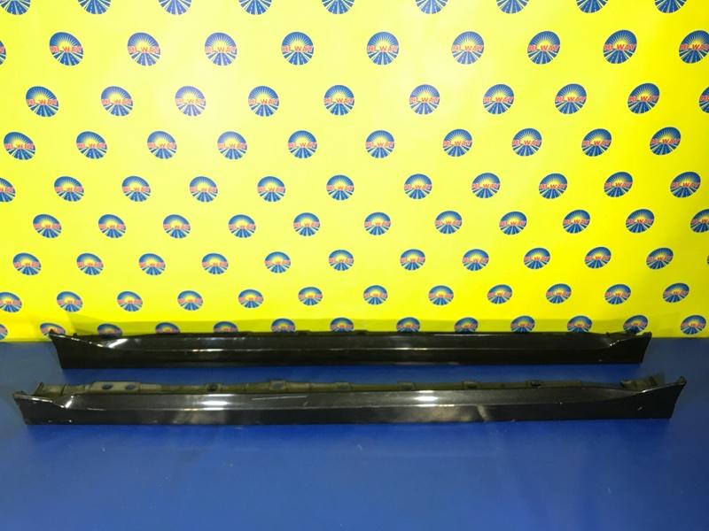 Порог пластиковый Toyota Bb QNC21 3SZ-VE 01.2014