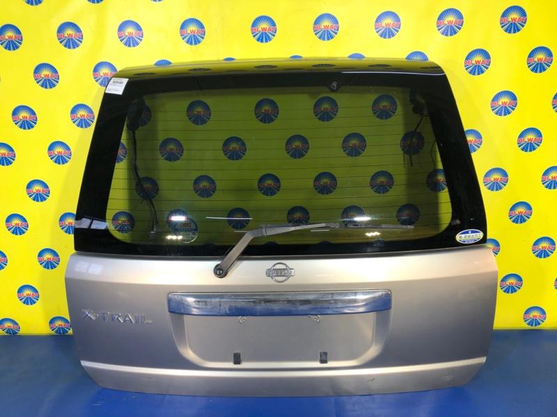 Дверь задняя Nissan X-Trail PNT30 SR20VET 2000 задняя