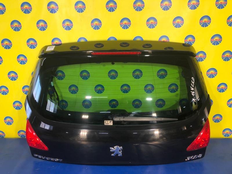 Дверь задняя Peugeot 3008 EP6CDT 2010