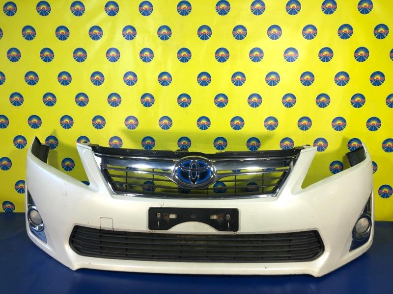Бампер Toyota Camry AVV50 2AR-FXE 2011 передний