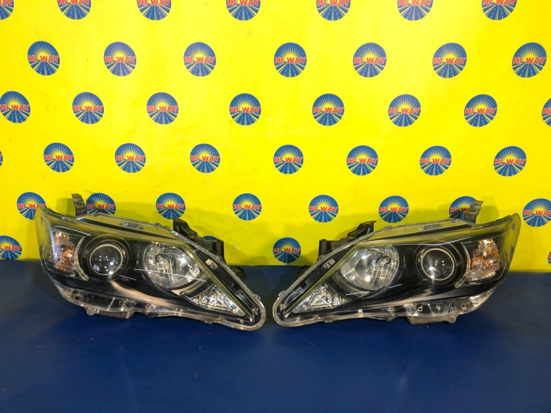 Фара Toyota Camry AVV50 2AR-FXE 2011 передняя