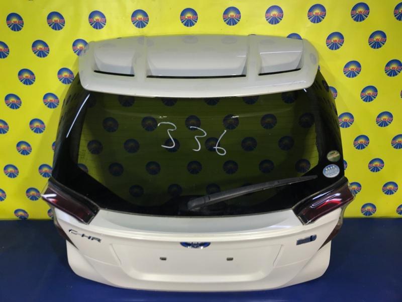 Дверь задняя Toyota C-Hr ZYX10 03.2016