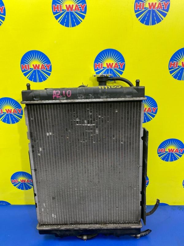 Радиатор двс Nissan Cube AZ10 CGA3 1997
