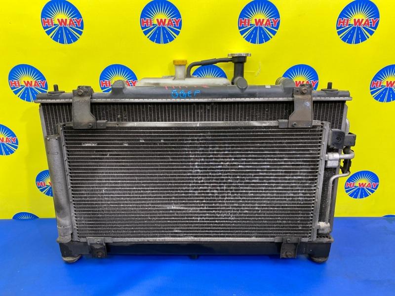 Радиатор двс Mazda Atenza GG3P L3-VE 2002