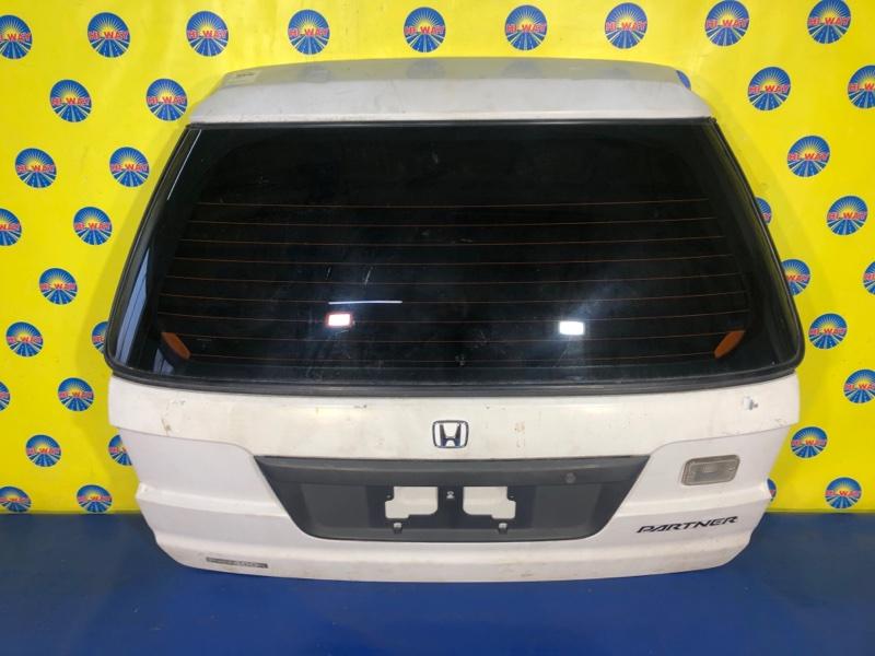 Дверь задняя Honda Partner EY7 1996 задняя