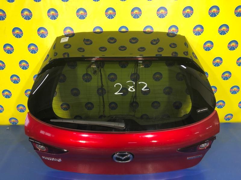 Дверь задняя Mazda Mazda 3 BP8P S8-DPTS 2018 задняя