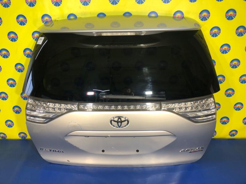 Дверь задняя Toyota Estima ACR50 2AZ-FE 2006