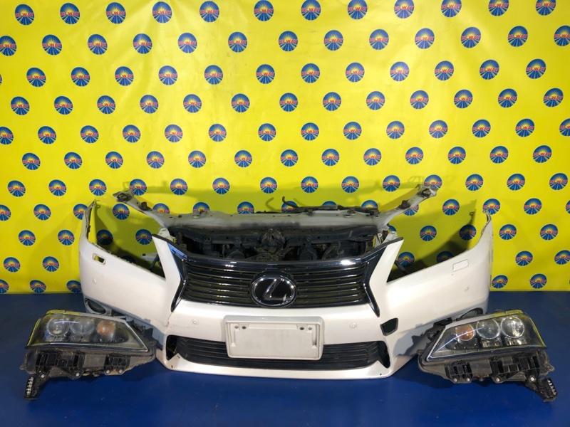 Ноускат Lexus Gs350 GRL10 2GR-FSE 2012