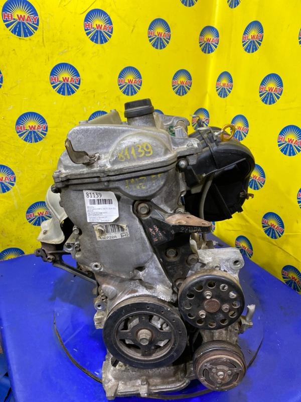 Двигатель Toyota Allion NNP11 1NZ-FE 2004