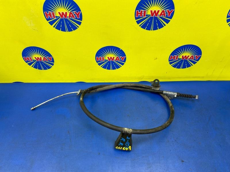 Трос ручника Nissan Serena TC24 QR20DE 1999 задний правый