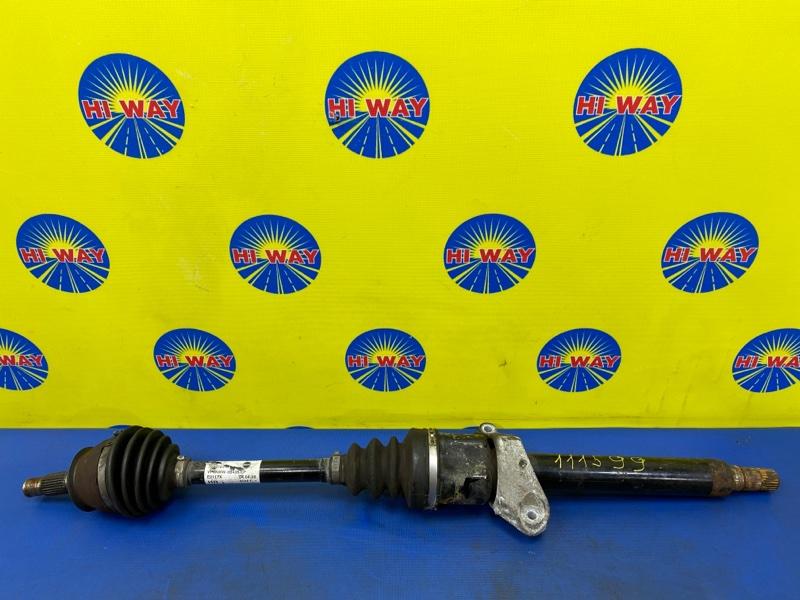 Привод Mini Cooper R55 N12B16A 2008 передний правый