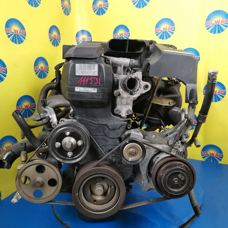 Двигатель Toyota Mark Ii GX100 1G-FE 1996