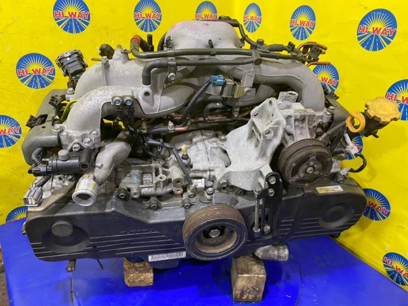 Двигатель Subaru Legacy BL5 EJ203 2003
