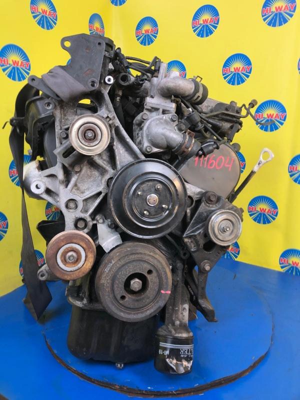 Двигатель Mmc Delica PF6W 6G72