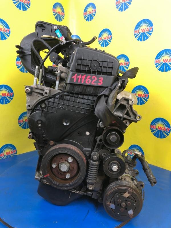 Двигатель Peugeot 206 2A/C TU3JP