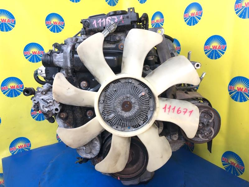 Двигатель Nissan Caravan VWME25 ZD30DDTI