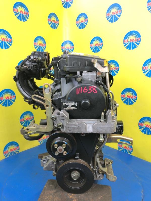 Двигатель Daihatsu Move L150S EF-VE