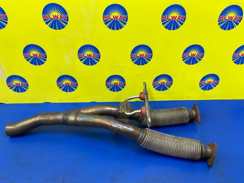 Приемная труба глушителя Volkswagen Passat 3C2 BVY 2005