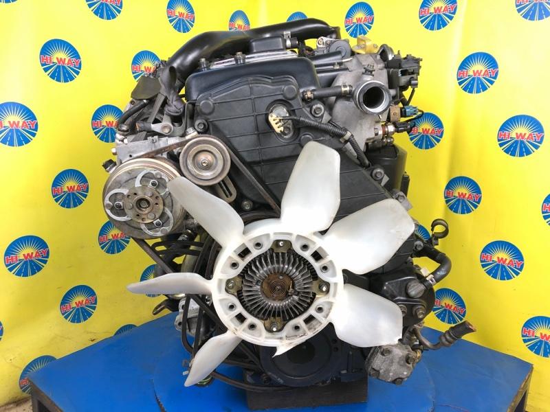 Двигатель Isuzu Wizard UES73FW 4JX1