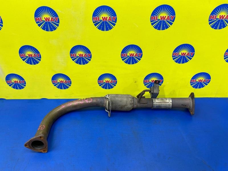 Приемная труба глушителя Honda Accord CF3 F18B 1997