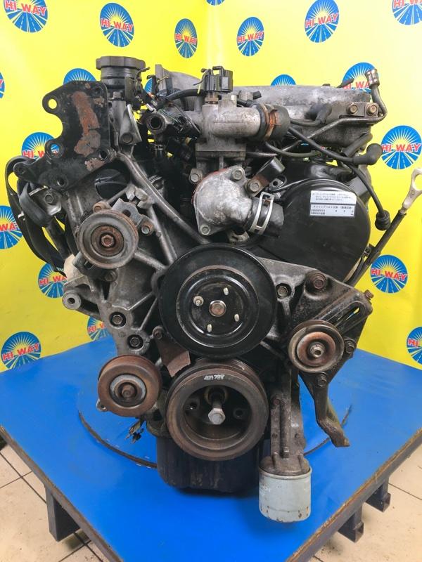 Двигатель Mmc Delica PD6W 6G72