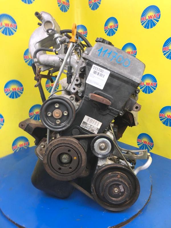 Двигатель Toyota Corolla Levin AE110 5A-FE