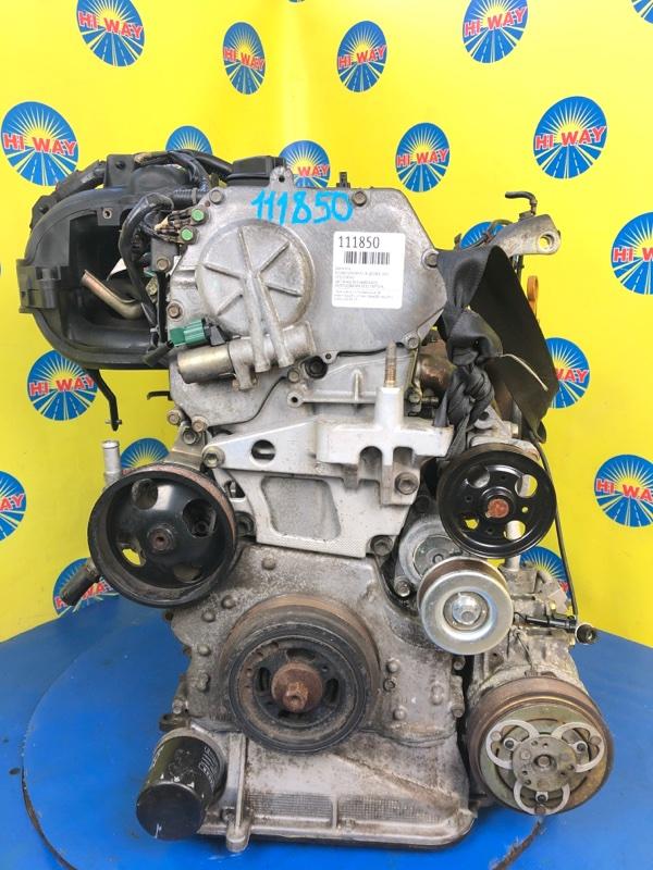 Двигатель Nissan Serena TC24 QR20DE 2001