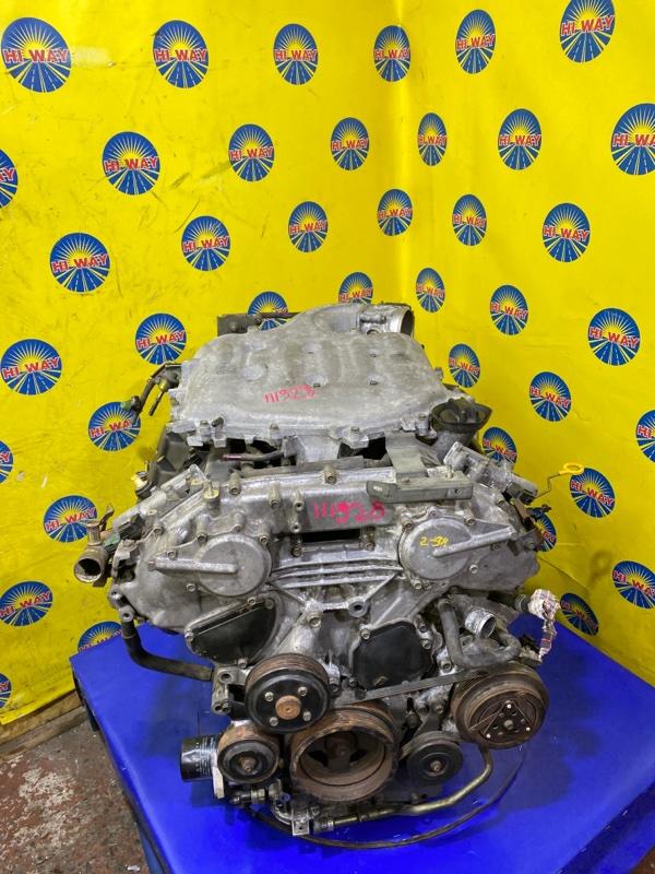 Двигатель Infiniti G35 V35 VQ35DE 2003