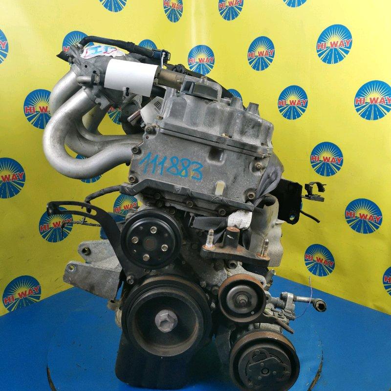 Двигатель Nissan Wingroad WFY11 QG15DE 2002