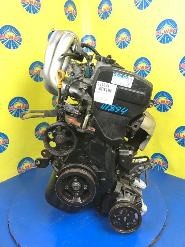 Двигатель Toyota Raum EXZ10 5E-FE