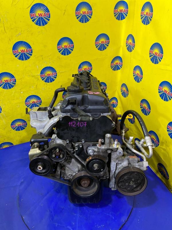 Двигатель Nissan March K11 CG10DE 06.1998
