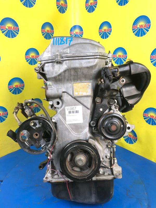 Двигатель Toyota Wish ZNE14 1ZZ-FE