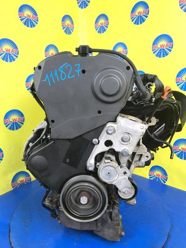 Двигатель Peugeot 307 3H RFJ
