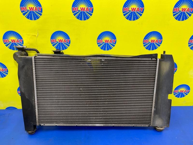 Радиатор двс Toyota Allex NZE121 1NZFE