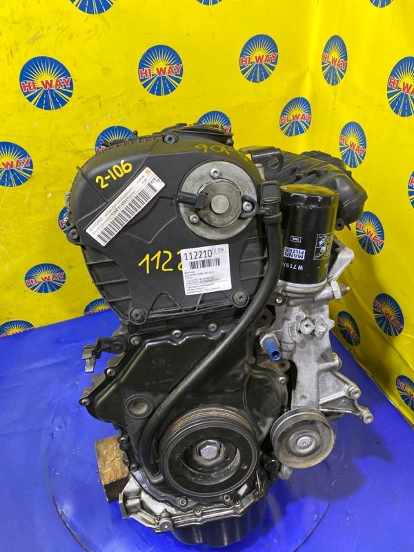 Двигатель Audi A4 8K2 CABB 2007