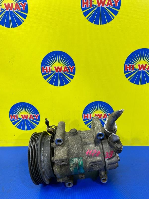 Компрессор кондиционера Renault Kangoo KCOS K4M753 04.2004