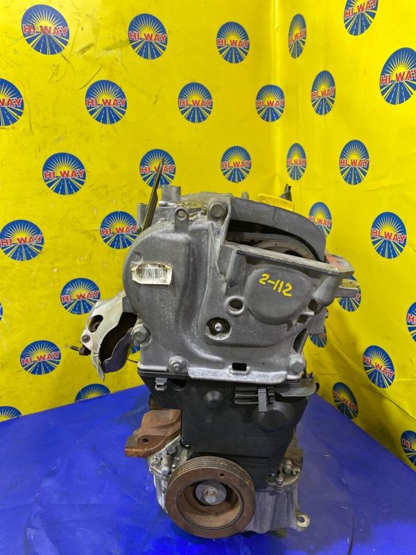 Двигатель Renault Kangoo KCOS K4M753 04.2004