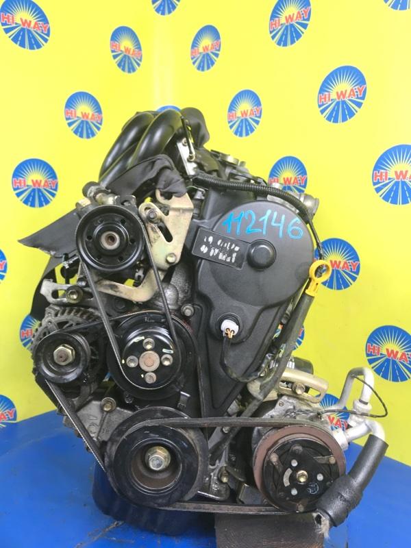 Двигатель Daihatsu Duet M100A EJ-VE