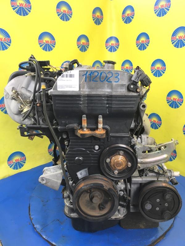 Двигатель Mazda Premacy CP8W FP-DE